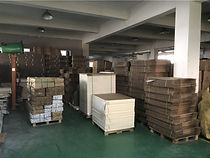 This is Raw material warehouse of Michael Package.