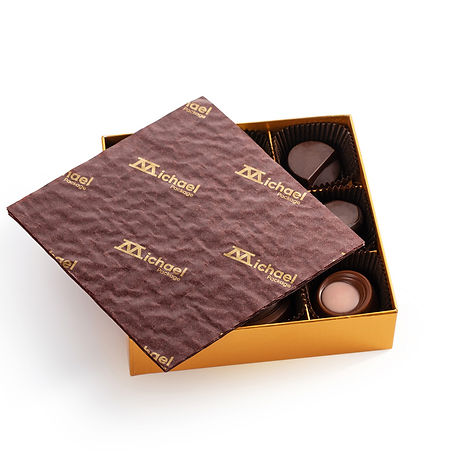 Custom Paper cushion pad for chocolate box