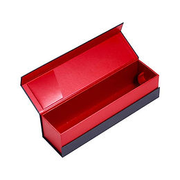 rigid box style--Rigid box with magnetic closure flap