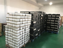 This is Finished goods warehouse of Michael Package.