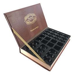 rigid box style--book style rigid box