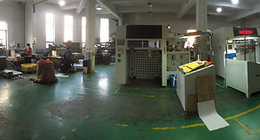 This is Material processing workshop of Michael Package.