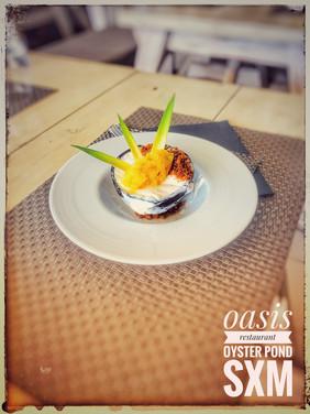 l'oasis restaurant pizzeria oyster pond saint martin sxm