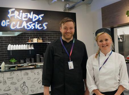 Gjesteblogg: Intervju med Friends of Food