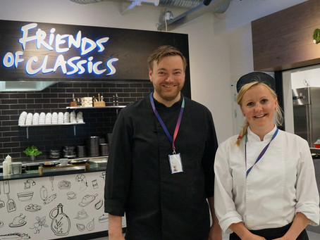 Gjesteblogg: Intervju med Friends of Food