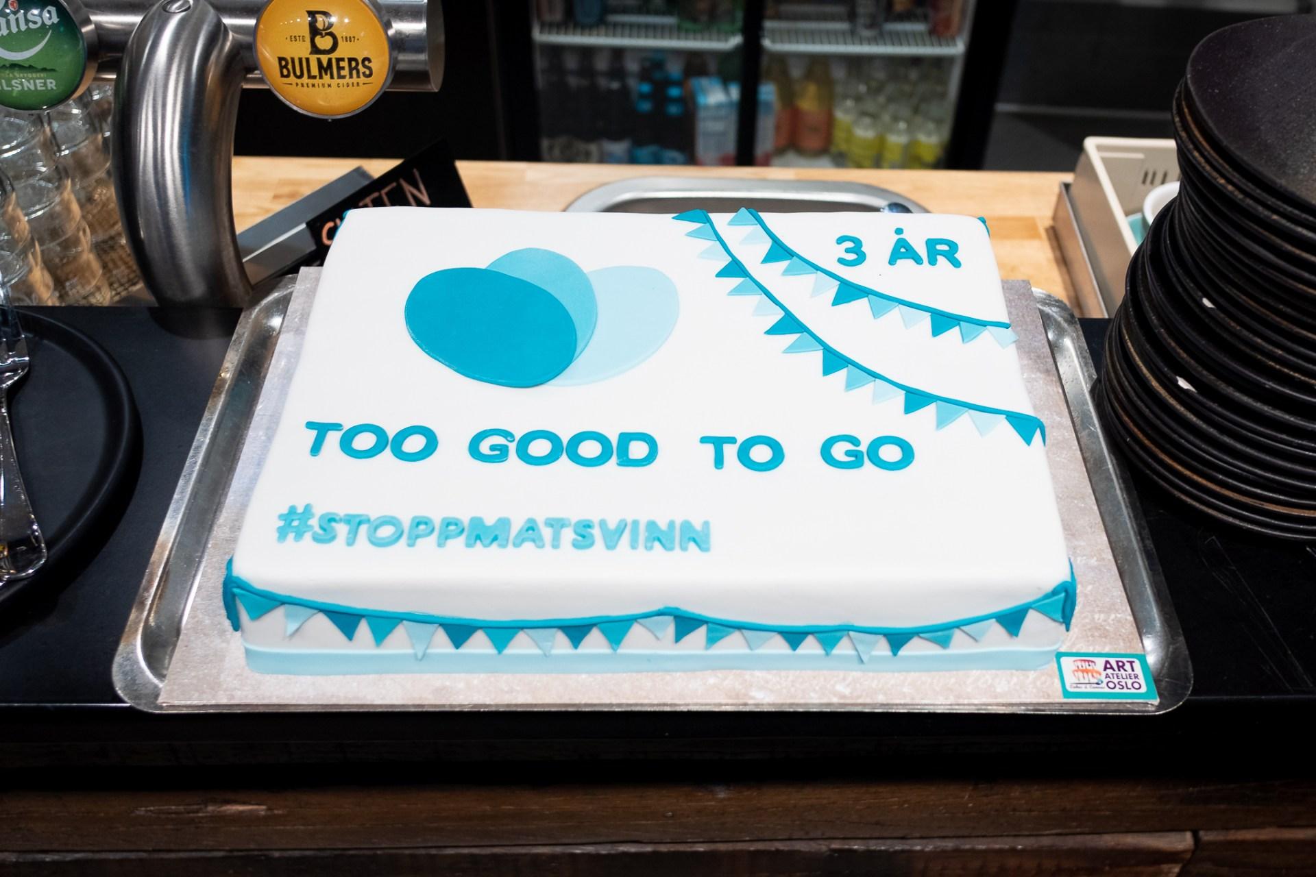 Foto: Kristian i Too Good To Go