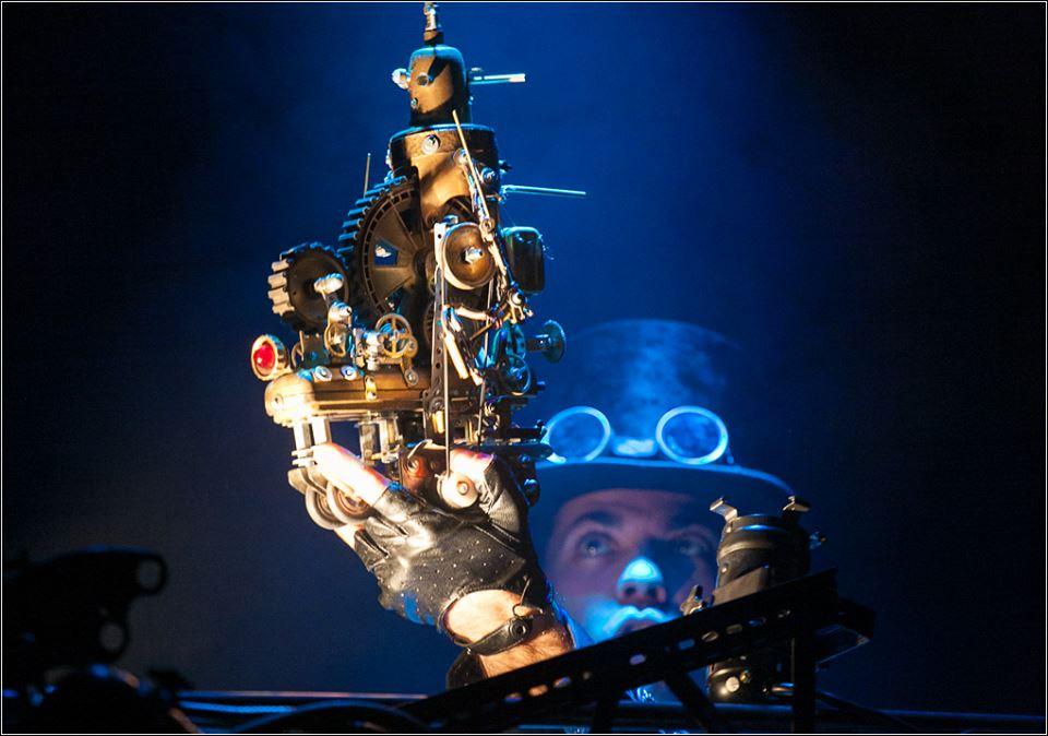 Сказки роботов о настоящем человеке