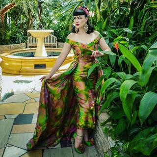 Elektra Cute - Garden Party Gown