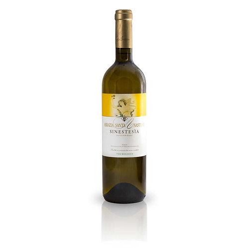 Sinestesia   Vino Bianco BIO   Abbazia Sant'Anastasia