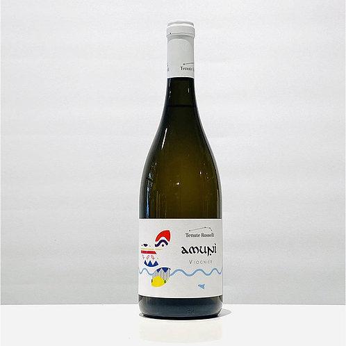 Amunì | Vino Bianco | Tenute Rosselli