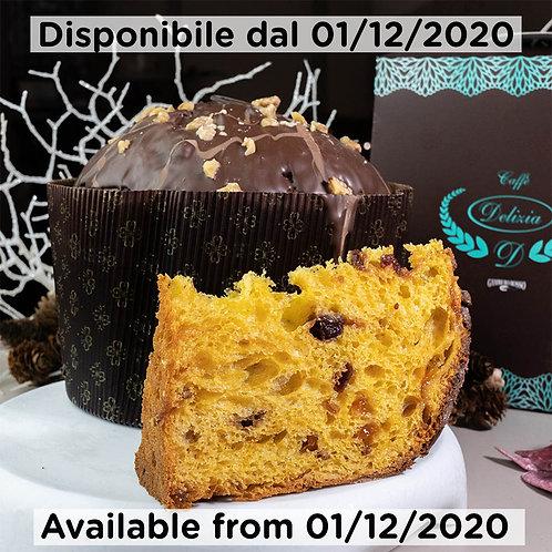 Cassachella - Panettone Artigianale Siciliano - 1Kg