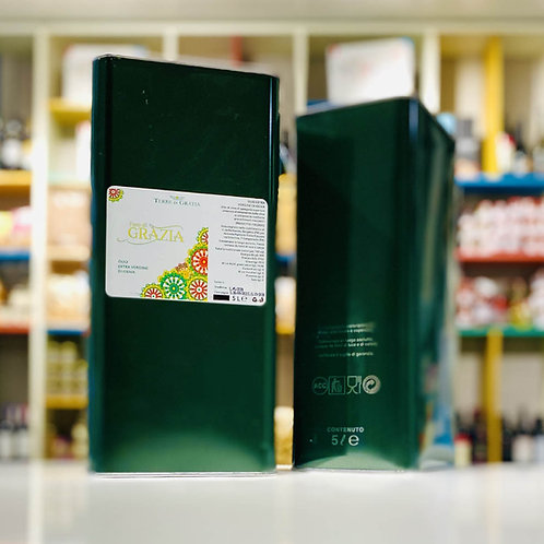 Olio extra vergine di oliva - Nocellara del Belice,Biancolilla,Cerasuola