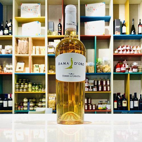 Dama D'Oro | Vino Bianco BIO | Terre di Gratia