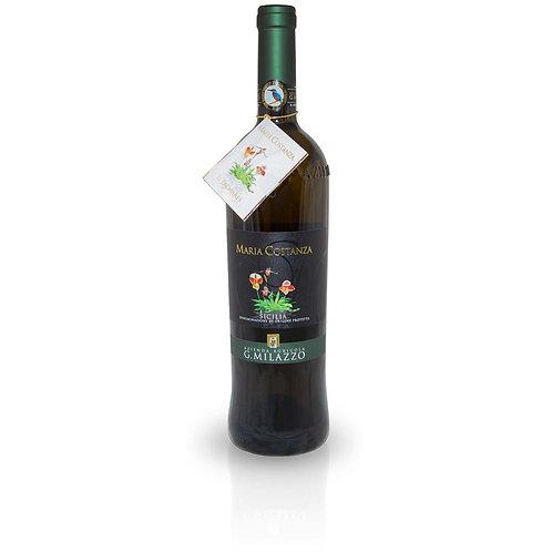 Maria Costanza BIO | Vino Bianco | G. Milazzo