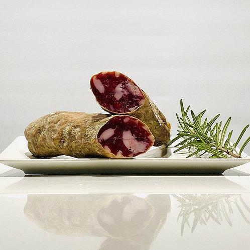 Salame di suino Nero dei Nebrodi - 300 gr