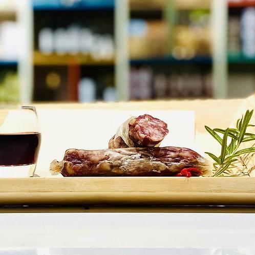 Salsicciotti al vino - 180 gr