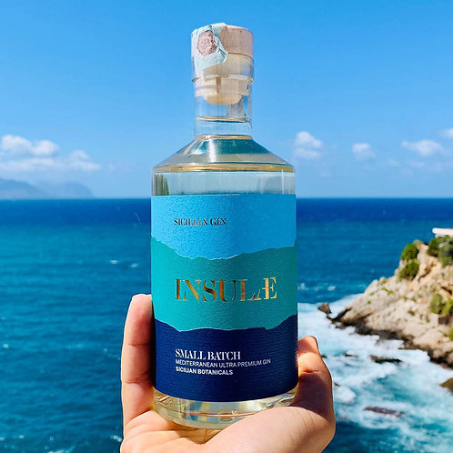 Insulae Gin Siciliano | Premium collection - 500 ml