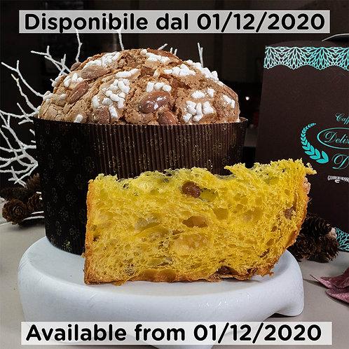 Tradizionale  - Panettone Artigianale Siciliano - 1Kg