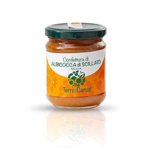 Confettura di albicocca di Scillato - 220 gr