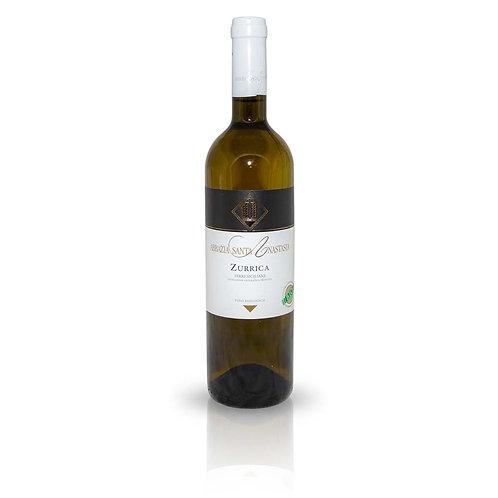 Zurrica   Vino Bianco BIO   Abbazia Sant'Anastasia