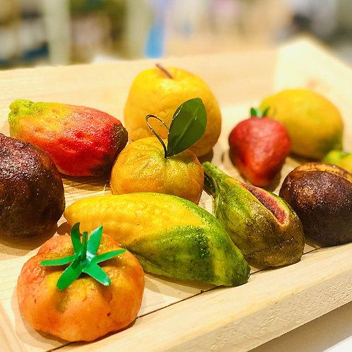 Frutta martorana artigianale - 250 gr