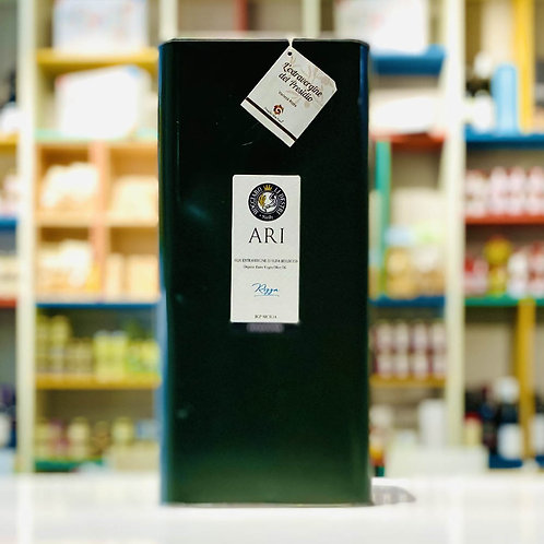 Rizza | Olio Extra Vergine di oliva Bio - 5 L