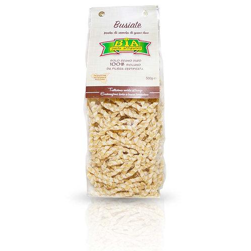 Busiate | Pasta artigianale di grano 100% siciliano - 500 gr