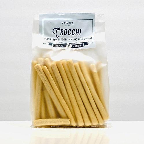 Grissini Bio Semola - 200 gr