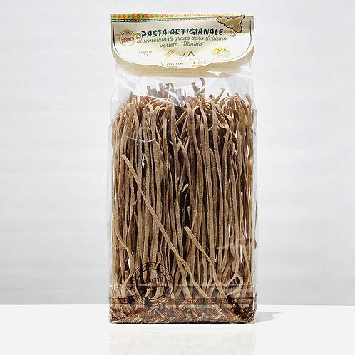 Tagliatelle di timilia | Pasta artigianale di grano antico siciliano - 500 gr
