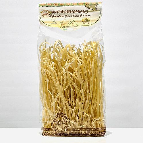 Tagliatelle | Pasta artigianale di grano siciliano - 500 gr