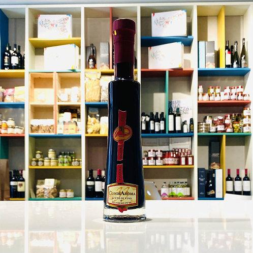 Aceto di vino siciliano | Riserva Oro - 200 ml