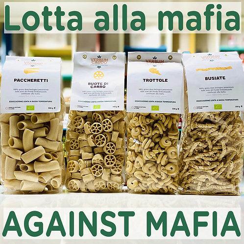 Pasta artigianale siciliana BIO -  500gr