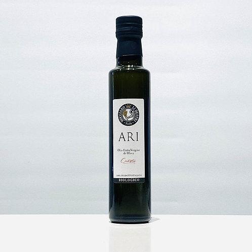 Crastu | Olio Extra Vergine di oliva Bio - 250 ml