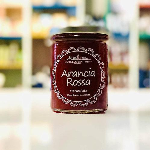 Marmellata di arancia rossa siciliana - 240 gr