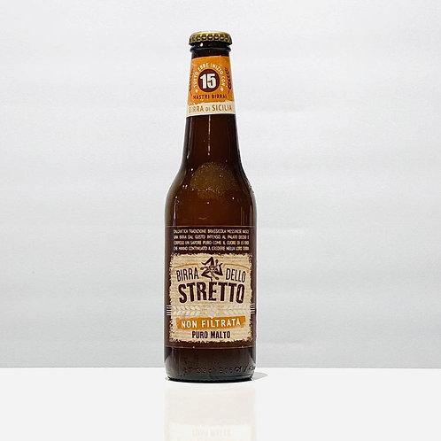 Non Filtrata Puro Malto - Birra Messina artigianale