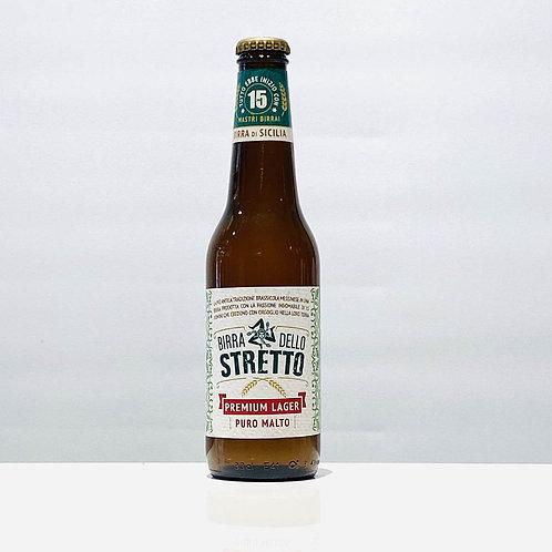 Premium Lager Puro Malto - Birra Messina artigianale