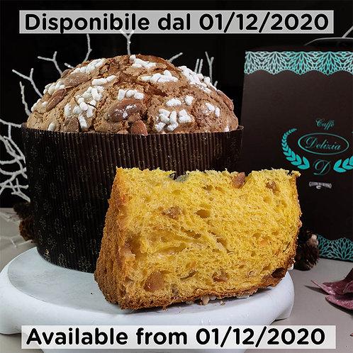 Conca D'Oro - Panettone Artigianale Siciliano - 1Kg