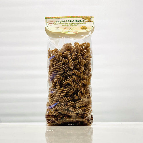 Fusilli di timilia | Pasta artigianale di grano antico siciliano - 500 gr