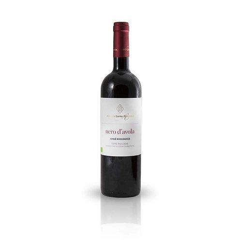 Nero D'Avola BIO | Vino Rosso | Abbazia Sant'Anastasia