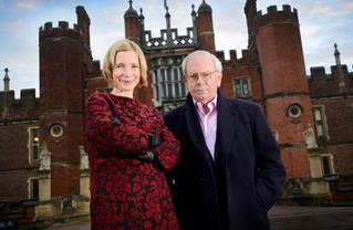 Lucy Worsley & David Starkey