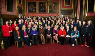 Women MP's group for International Womens Day