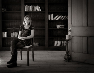 Lucy Christoper - Author
