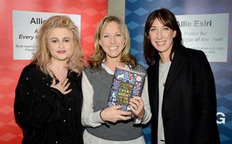 Helena Bonham Carter, Allie Esiri, Samantha Cameron