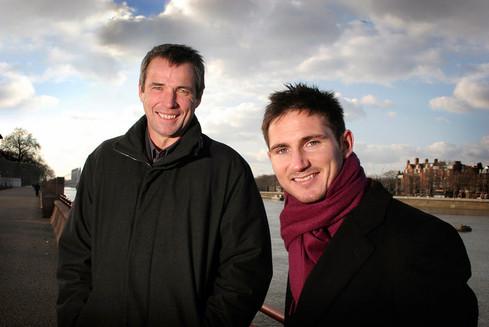 Alan Hansen & Frank lampard
