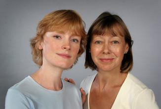 Claire Skinner & Jenny Agutter