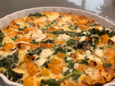 RECIPE: Roast Pumpkin Frittata