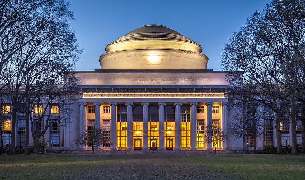 The famous Massachusetts Institute of Te