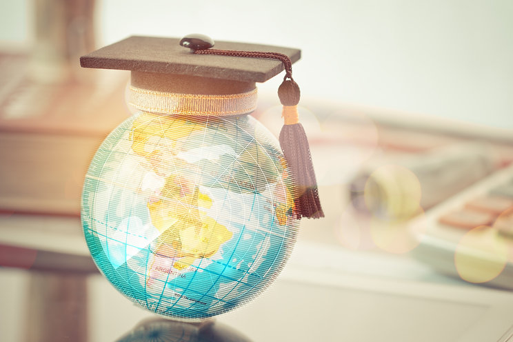 Graduated study abroad international Con