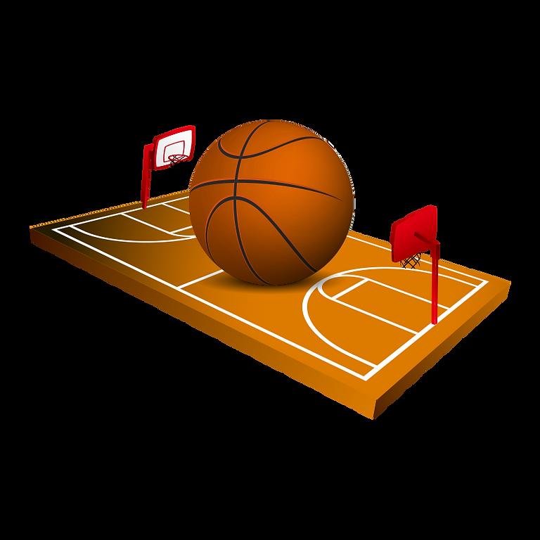 Basketball Camp - Grades 1-3