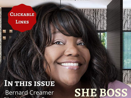 Our CEO Shanté R Roddy Was Featured in Just Me Magazine